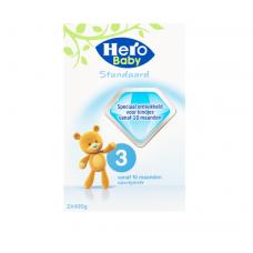 Hero Baby Standaard 3 (2x400g) 荷兰本土纸盒美素 3 段适用于10-12 月(2x400g)