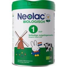 Neolac 1 Biologische zuigelingenvoeding 800g 荷兰悠蓝有机婴儿牛奶粉 1段 800g