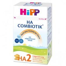 HiPP HA COMBIOTIK® Folgenahrung 500g 德国喜宝有机半水解奶粉2段 500g (6个月及以上)
