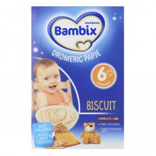 Bambix Dromerig Papje Granen & Biscuit Bambix 晚安米糊饼干(6月+) 250g