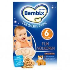 Bambix Dromerig papje fijn volkoren晚安米糊原味(6个月+)  250g