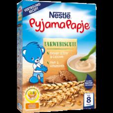 Nestlé Pyjamapapje tarwebiscuit 雀巢小麦营养米糊加饼干(8月+) 250g