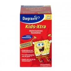 Dagravit 幼儿复合维生素片含益生菌(2- 5岁) 120粒