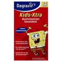 Dagravit 幼儿复合维生素片含益生菌(2- 5岁)60粒