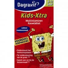 Dagravit 幼儿复合维生素片含益生菌(6-12岁) 120粒