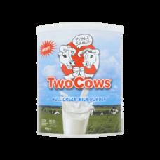 荷兰双牛高钙速溶全脂奶粉(适合青少年,成人,孕妇)400g