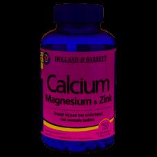 Holland & Barrett Calcium Magnesium & Zink  250 stuks