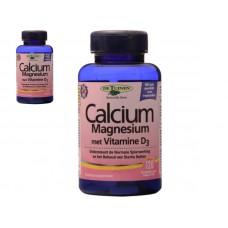 De Tuinen Calcium Magnesium Vitamine D3 花园钙镁维D片 120粒