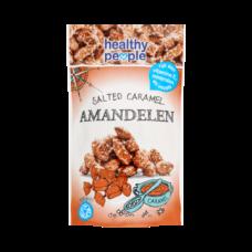 Healthy People Salted Caramel Amandelen 100g