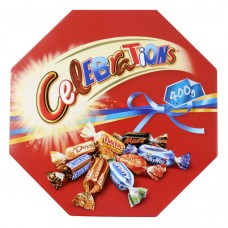 Celebrations Choclate庆祝巧克力 400g