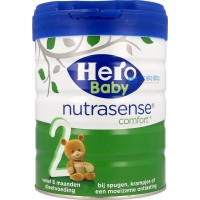 荷兰美素(英雄宝贝)舒适配方婴儿奶粉2段(6月及以上)700 g