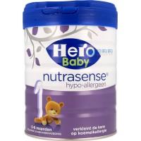 荷兰美素(英雄宝贝)防过敏配方婴儿奶粉1段(0-6月)700 g