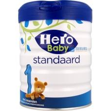 荷兰美素(英雄宝贝)标准配方婴儿奶粉1段(0-6月)800 g