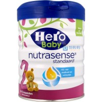荷兰美素(英雄宝贝)标准配方婴儿奶粉2段(6-12月)800 g
