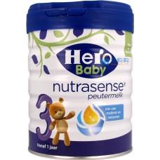 荷兰美素(英雄宝贝)标准配方幼儿奶粉3段(1岁及以上)700 g