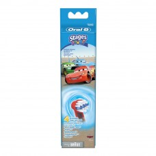 Oral-B Opzetborstels Kids Cars 4 stuks 欧乐B牙刷头儿童车4个装