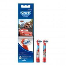 Oral-B opzetborstels kids 2st Stages Power Disney Cars Oral-B儿童电动牙刷头2个装
