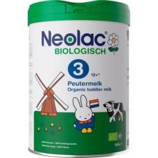 Neolac 3 Biologische peutermelk 800g 荷兰悠蓝有机婴幼儿牛奶粉 3 段 800g