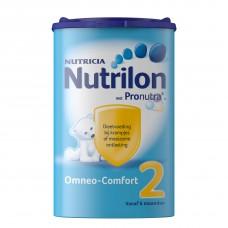 荷兰牛栏舒适配方婴儿奶粉 2段(6月及以上)800g