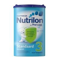 荷兰牛栏标准配方婴儿奶粉3段(10月及以上)800g
