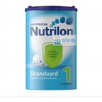 荷兰牛栏标准配方婴儿奶粉1段 (0-6月) 850g