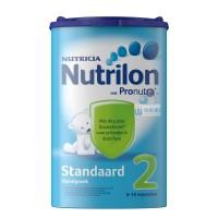 荷兰牛栏标准配方婴儿奶粉2段(6-10月)850g