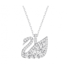 Swarovski  New Swan Lake Pendant, Small, White 5296469  施华洛世奇新天鹅湖小吊坠,白色