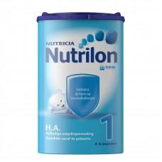荷兰牛栏水解低敏度婴儿配方奶粉 1段(0-6月)750g