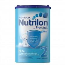荷兰牛栏水解低度敏婴儿配方奶粉 2段(6月以上)750g