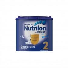 荷兰牛栏晚安配方婴儿奶粉2段(6月以上)380g