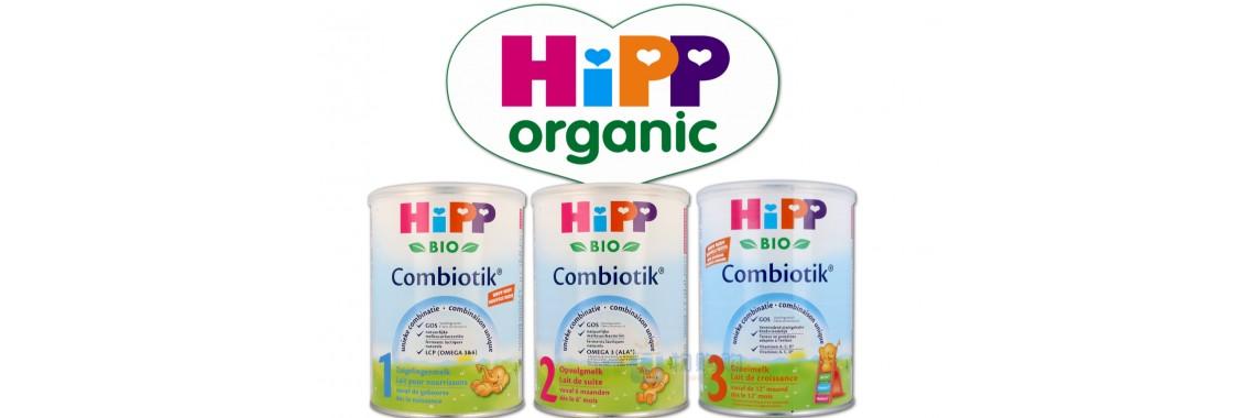 荷兰喜宝有机益生菌婴幼儿奶粉