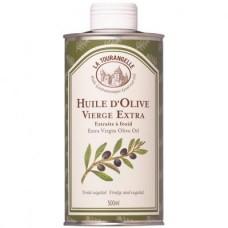 La Tourangelle Huile d'olive vierge extra 500ml 杜拉蓝乔天然橄榄油 500ml